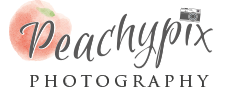 Peachypix Photography Logo